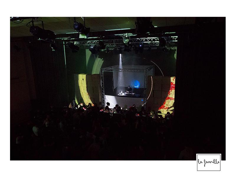 photographie événements salle concert